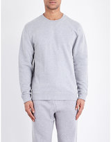 Sunspel Mouline Loopback Cotton-jersey Sweatshirt