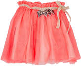 Billieblush SEQUINED TULLE SKIRT