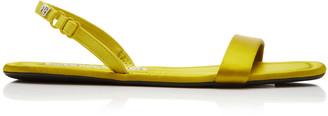 Alexander Wang Ryder Satin Slingback Sandals