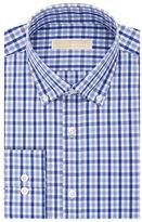 MICHAEL Michael Kors Regular-Fit Check Dress Shirt