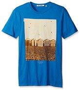 Ben Sherman Men's 1963 Beach Huts T-Shirt