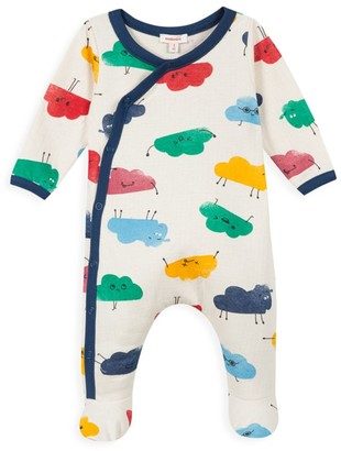 Catimini Baby's Allover Printed Pajamas