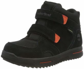 Timberland Kids' City Stomper Mid Gore-Tex (Toddler) Classic Boots