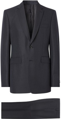 Burberry Classic Fit Puppytooth Check Wool Mohair Suit