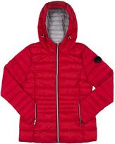 Point Zero Ruby Hooded Puffer Jacket