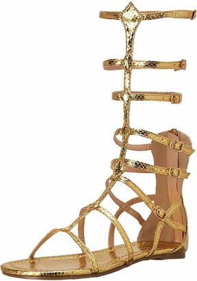 Ellie Shoes Women's 015-ZENA Flat Sandal