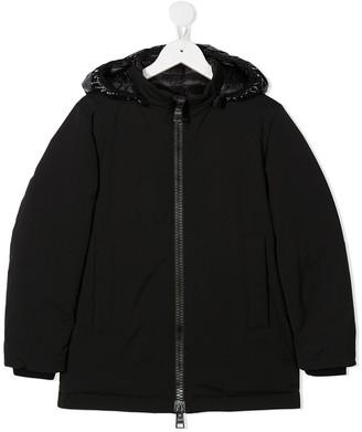 Herno Soft-Shell Padded Jacket