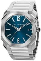 Bvlgari Octo Stainless Steel Bracelet Watch