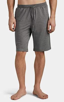 Hanro Men's Jersey Drawstring Shorts - Gray