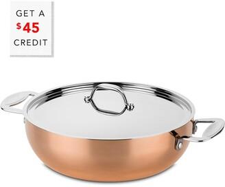 Mepra Copper Saute Pan