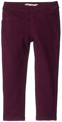 Levi's(r) Kids Pull-On Leggings (Little Kids) (Mandolin) Girl's Casual Pants