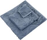 Pendleton Pecos Sculpted Towel - Dusk - Hand Towel