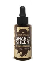 Billy Jealousy Gnarly Sheen Refining Beard Oil, 2 fl. oz.