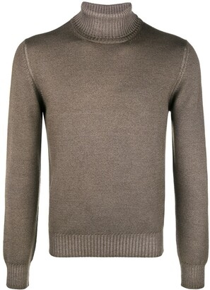 La Fileria For D'aniello Classic Turtleneck Jumper