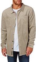 Rusty Buzzed Long Sleeve Shirt