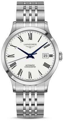 Longines Record Watch, 40mm