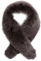 Brooks Brothers Fox Fur Collar