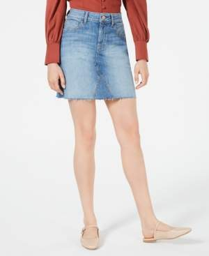 M1858 Emery Deconstructed Denim Skirt, Created for Macy's
