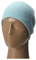 Neff - Optic Heather Beanie (White/Turquoise Fa 13) - Hats