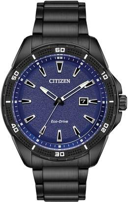 AR+ Citizen Quartz AR Action Required Stainless Steel Bracelet Eco-Drive Watch