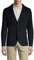 Gant Winter Jersey Unconstructed Blazer