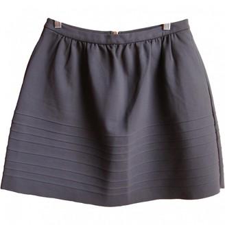 Maje Anthracite Skirt for Women