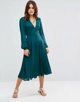 The Jetset Diaries Chameleon Midi Dress