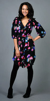 Floral Print Shirt Dresses by Rebecca Taylor