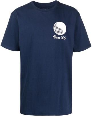 Vans graphic print cotton T-shirt