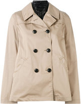 Duvetica down layer coat - women - Cotton/Acrylic/Polyamide/Feather Down - 40