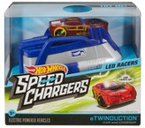 Hot Wheels Speed Chargers Twinduction Light Racer Car and Charger