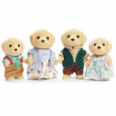 International Playthings Calico Critters Yellow Labrador Family