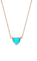 BETTINA JAVAHERI L'Amour Turquoise Necklace