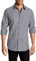 Robert Graham Littleneck Long Sleeve Woven Shirt