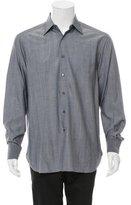 Stefano Ricci Striped Button-Up Shirt
