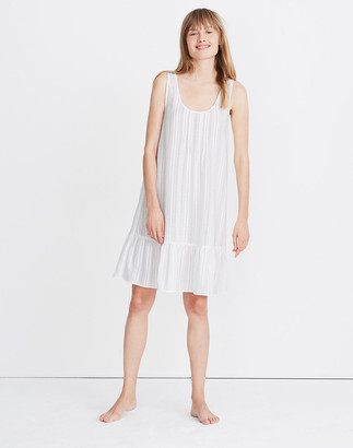 Madewell Pintuck Sleep Dress