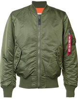 Alpha Industries 'MA-1 Blood Chit' bomber
