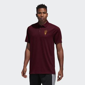 adidas Sun Devils Game Mode Coach Polo Shirt