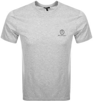 Belstaff Short Sleeve T Shirt Grey