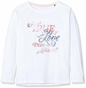 Pepe Jeans Girl's Crismon T-Shirt