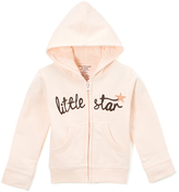 Silly Souls Pink 'Little Star' Zip-Up Hoodie - Infant & Toddler