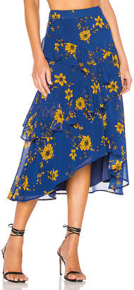 House Of Harlow X REVOLVE Jacinda Midi Skirt