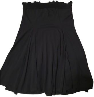 Just Cavalli Black Skirt for Women
