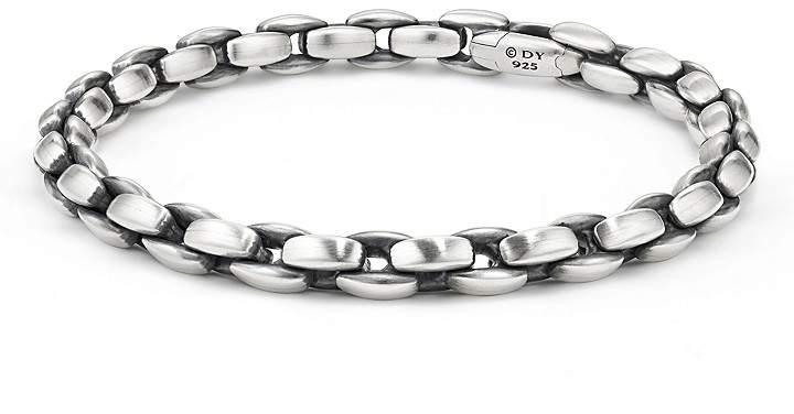 David Yurman Men's Elongated Box Chain Bracelet