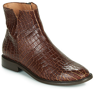 Fericelli LANAELLE women's Mid Boots in Brown