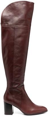 Stuart Weitzman Raylene knee-length boots