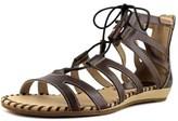 PIKOLINOS Alcudia Gladiator Women Us 9.5 Brown Gladiator Sandal.
