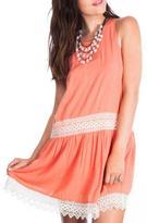 Umgee USA Shift Lace Dress