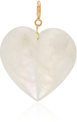 Have A Heart x MUSE Ten Thousand Things Extra-Large Split Moonstone Heart Charm