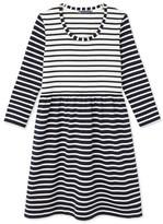 Petit Bateau Womens striped dress